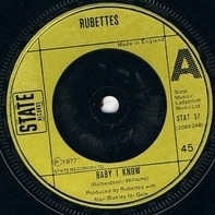 The Rubettes - Baby I Know