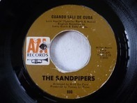 The Sandpipers - Cuando Salí De Cuba / Softly As I Leave You