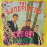 The Sandpipers - Let Go! / Suzanne