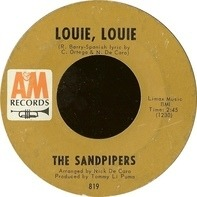 The Sandpipers - Louie, Louie