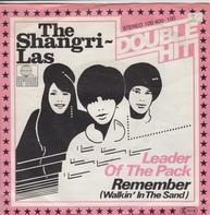 The Shangri-Las - Leader Of The Pack / Remember (Walkin' In The Sand)