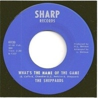 The Sheppards - What's The Name Of The Game
