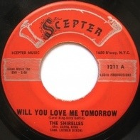 The Shirelles - Will You Love Me Tomorrow / Boys