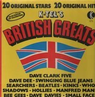 The Small Faces, Kinks, Manfred Mann a. o. - K-Tel's British Greats