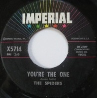The Spiders - You're The One / Tennessee Slim