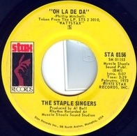 The Staple Singers - Oh La De Da