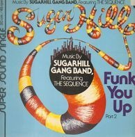 Sugarhill Gang Band Featuring Sequence - Funk You Up (Part 2)