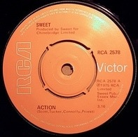 The Sweet - Action