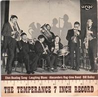 The Temperance Seven - The Temperance 7 Inch Record