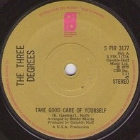 The Three Degrees - Take Good Care Of Yourself / If And When