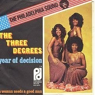 The Three Degrees - Year Of Decision