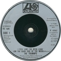 The Trammps - I Feel Like I've Been Livin' (On The Dark Side Of The Moon)