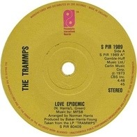 The Trammps - Love Epidemic/I Know That Feeling