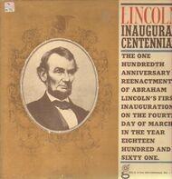 The U.S. Marine Band a.o. - Lincoln Inaugural Centennial