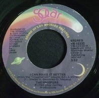The Whispers - I Can Make It Better / Say You