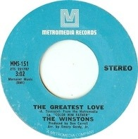The Winstons - The Greatest Love / Birds Of A Feather