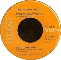 The Youngbloods - Get Together / Beautiful