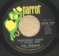 The Zombies - Remember When I Loved Her