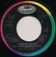 Thomas Dolby - She Blinded Me With Science / Flying North