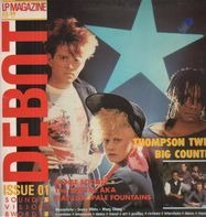Thompson Twins, Fiat Lux a.o. - Debut LP Magazine - Issue 01
