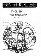 Thor Inc. - Live in Reykjavik
