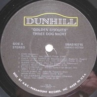 three dog night - Golden Bisquits