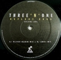 Three'n'One - Reflect 2003 (Volume One)