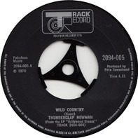 Thunderclap Newman - Wild Country