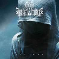 Thy Art is Murder - Holy War (white)