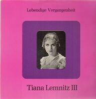 Tiana Lemnitz - Tiana Lemnitz III