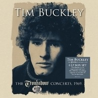 Tim Buckley - Troubadour Concerts