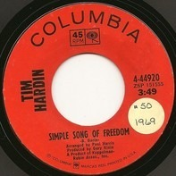 Tim Hardin - Simple Song Of Freedom