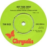 Tim Rice - Not Fade Away