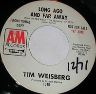 Tim Weisberg - Long Ago And Far Away