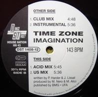 Time Zone, Timezone - Imagination