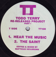 Todd Terry - Re-Released Project Part 1