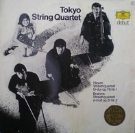 Haydn / Brahms - Streichquartett G-dur Nr.1 / Streichquartett a-moll Nr. 2
