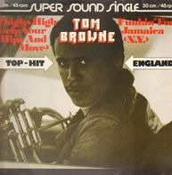 Tom Browne - Thighs High (Grip Your Hips And Move) / Funkin' For Jamaica