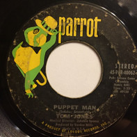Tom Jones - Puppet Man / Every Mile