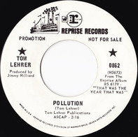Tom Lehrer - Pollution