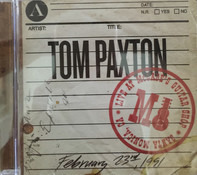 Tom Paxton - Tom Paxton Live At McCabe's Guitar Shop