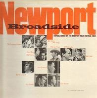 Tom Paxton, Jim Garland a.o. - Newport Broadside