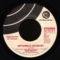 Tom Scott - Uptown & Country