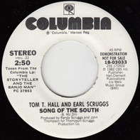 Tom T. Hall And Earl Scruggs - Song Of The South