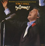 Tom T. Hall - In Concert