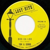 Tommy Dark And Jerry O - Boo-Ga-Loo / Boomerang