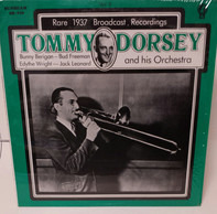 Tommy Dorsey & His Orchestra - Rare 1937 Broadcast Recordings, Vol. 3