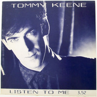 Tommy Keene - Listen To Me / Kill Your Sons