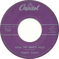 Tommy Sands - After The Senior Prom
