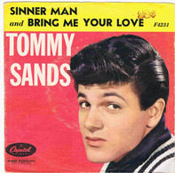 Tommy Sands - Bring Me Your Love / Sinner Man